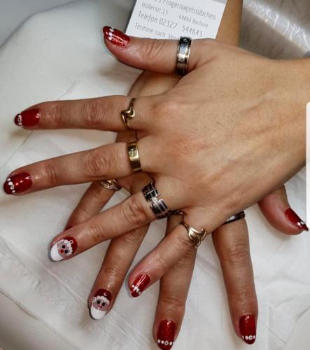 Petras Fingernagelstübchen Arbeitsbeispiele